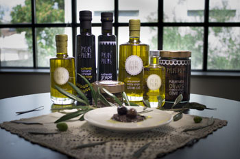 Pylos Poems collection - Ultra Premium Extra Virgin Oile Oil - Olives