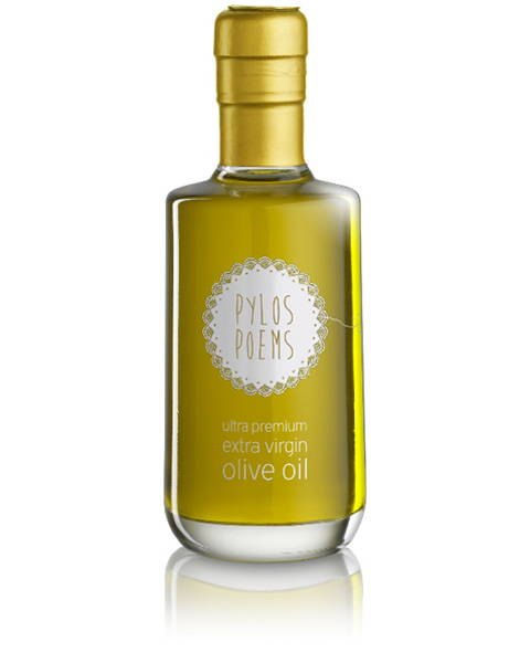 Ultra premium extra virgin olive oil
