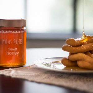 Λαλάγγια με μέλι
