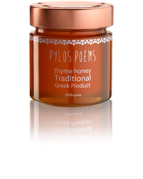 Thyme honey - Pylos Poems